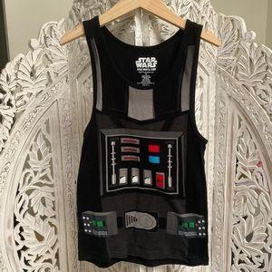 Star Wars Darth Vader woman's tank top